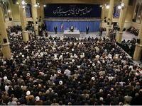 رهبر معظم انقلاب: پیشنهاد مذاکره فریب آمریکا برای خلع سلاح و عوامل اقتدار ملت است/ ۴۰سال است که نمیتوانند ملت ایران را به زانو دربیاورند