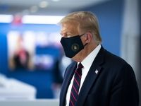 تنگی نفس ترامپ! +فیلم جدید