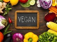 یک رژیم غذایی عالی برای ورزشکاران گیاهخوار +عکس
