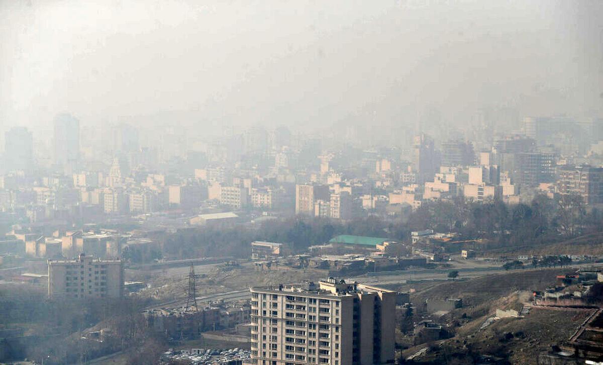 مرگ سالانه ٣٠هزار نفر در کشور بر اثر آلودگی هوا