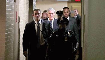 ورود بازرس به کاخ سفید