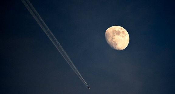 کشف شی مرموز در ماه