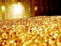 افت ۴۳ دلاری قیمت طلا در هفته گذشته