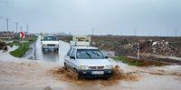 ۹۰۰۰ کیلومتر؛ جادههای آسیب دیده از سیل