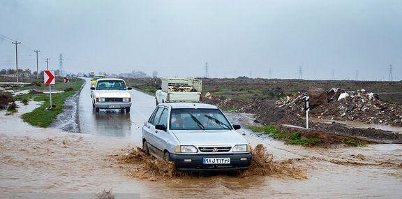 روستاهای حاشیه رودخانه کشکان تخلیه شدند