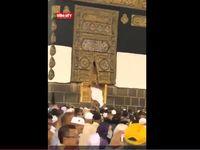 برخورد خشن پلیس عربستان با زائر خانه خدا +فیلم