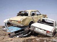 انتقاد از پلیس و بیمه مرکزی در مورد خودروهای فرسوده