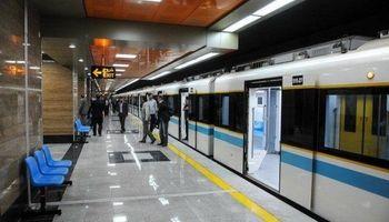 علت نقص فنی خط۲ متروی تهران چه بود؟