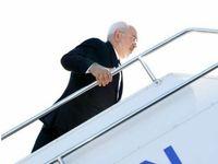 ظریف به چین، روسیه و بلژیک سفر میکند