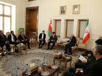 رایزنی ظریف و همتای عمانی در تهران