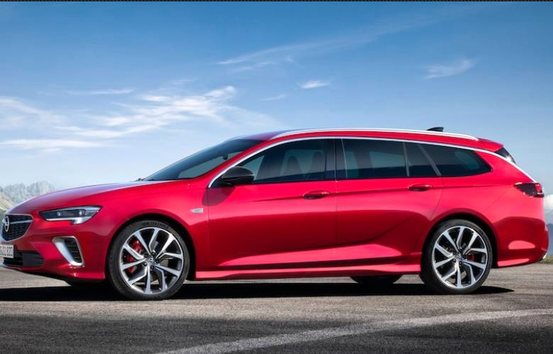 Buick Regal TourX Wagon2020
