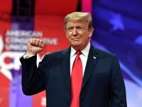 ترامپ: اقتصادمان میتواند با سرعت موشک حرکت کند!