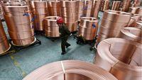 صادرات بیش از ۲۹۰میلیون دلاری کاتد مس به چین