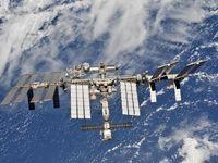 زندگی عجیب در ایستگاه فضایی +تصاویر