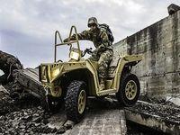 بزکوهی، خودرویی متفاوت در ارتش آمریکا! +تصاویر