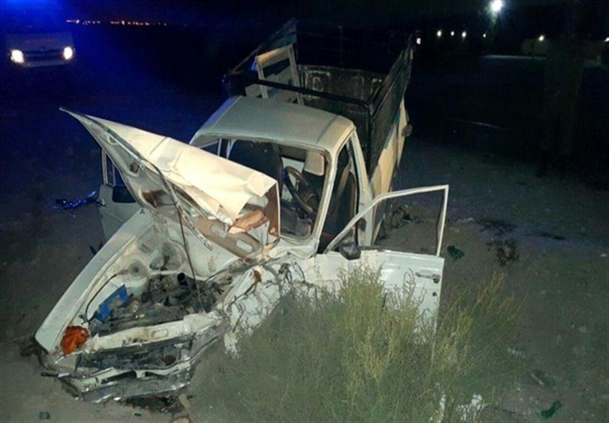 فوت هزار نفر در بهمن امسال بر اثر تصادفات رانندگی