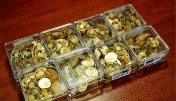 تخلیه ۹۰هزار تومانی حباب سکه