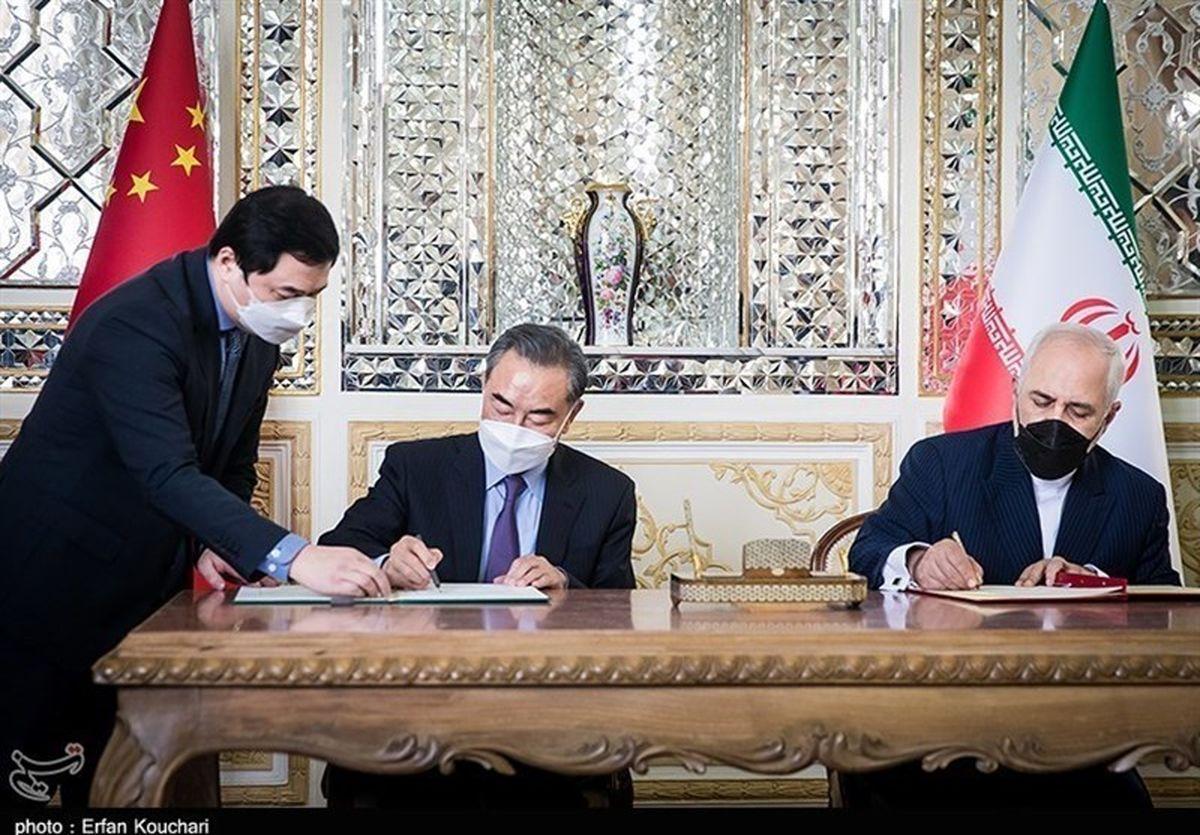 سند همکاری جامع ایران-چین باعث ارتقای منافع دو ملت میشود
