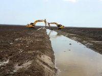 سازمان محیط زیست مخالف لایروبی نهرهای منتهی به گرگانرود نیست