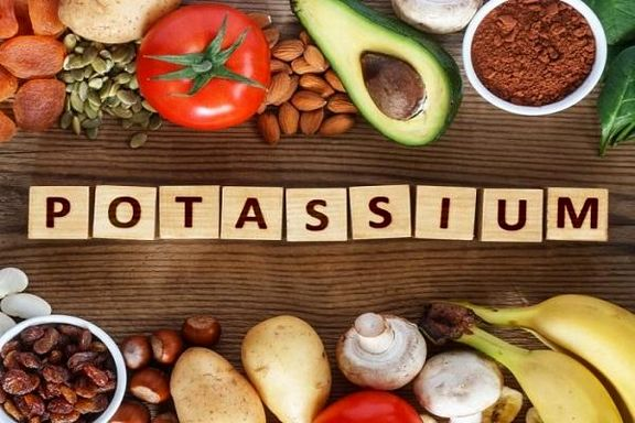 فواید مواد خوراکی حاوی پتاسیم بر سیستم عصبی