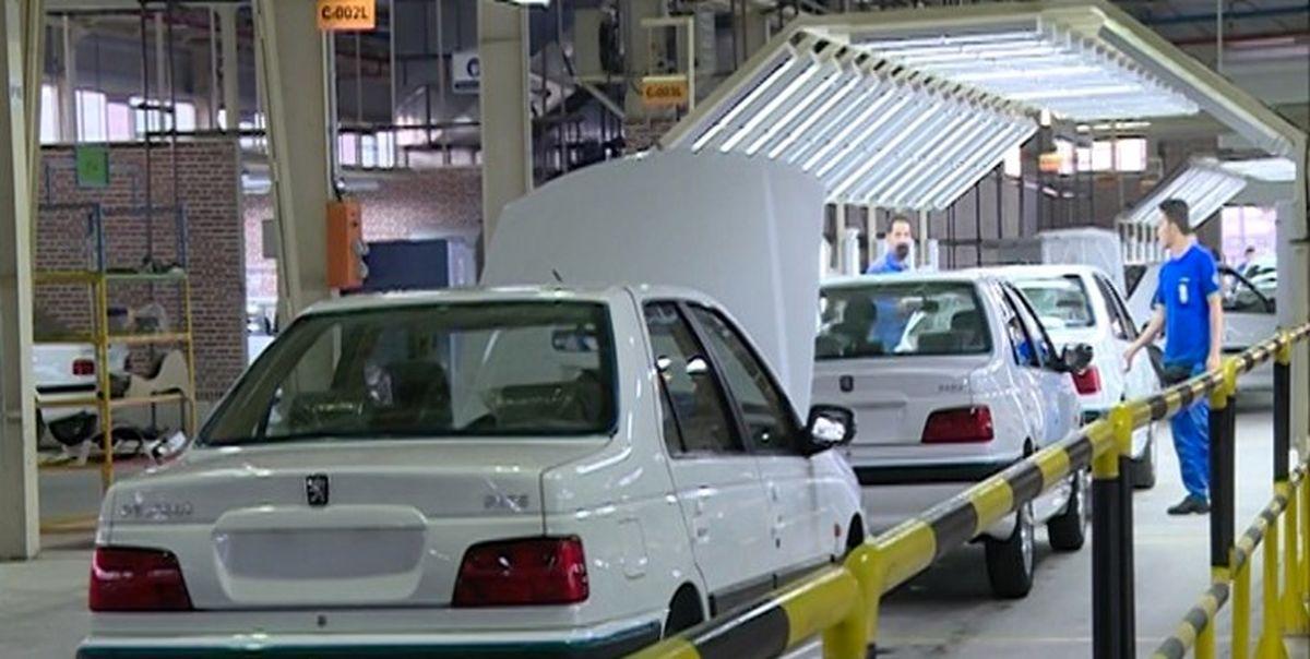 احتمال تغییر قیمت کارخانهای خودروها تا پایان هفته