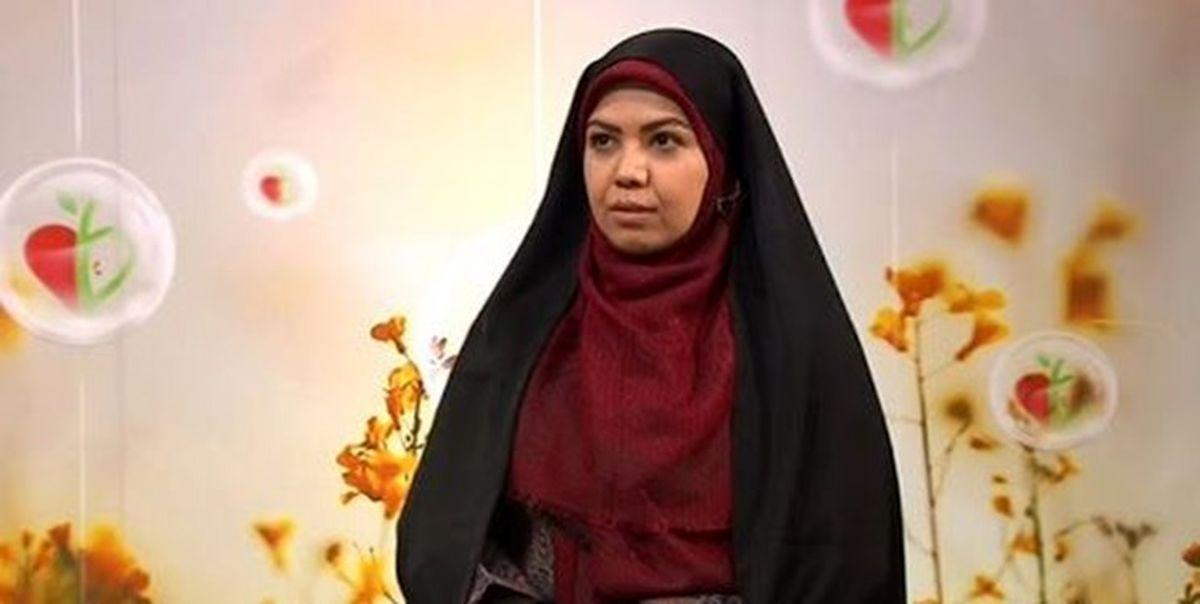 زهرا شیخی رییس ستاد انتخاباتی قاضی زاده شد