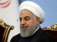 روحانی قهرمانی تیم ملی جوانان والیبال ایران را تبریک گفت
