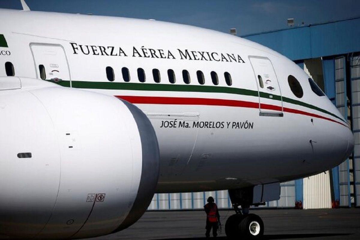 جت ریاست جمهوری مکزیک با کیت پزشکی تهاتر  میشود