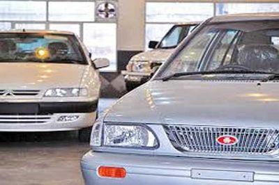 نمایشگاههای خودرو حق پیش فروش ندارند