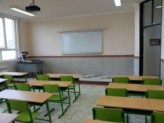 تعطیلی تمامی مراکز آموزشی و علمی گیلان