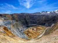رشد هیجانی مس در آمریکا/ برنامه 1.5میلیارد دلاری ریوتینتو برای توسعه یک معدن