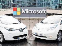 سرمایهگذاری سه خودروساز در استارتآپها
