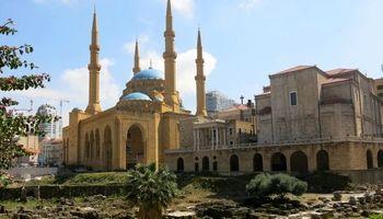 حمام رومیها در شهر بیروت +تصاویر
