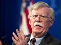 بولتون: همه گزینهها علیه ایران روی میز است