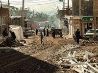 روستای ورنکش میانه یکماه پس از زلزله +عکس