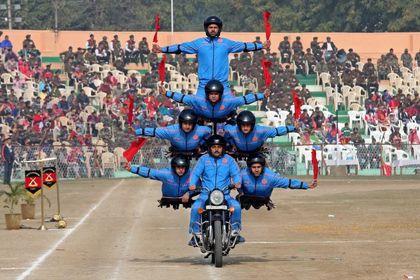 جشن روز جمهوری در هند +تصاویر