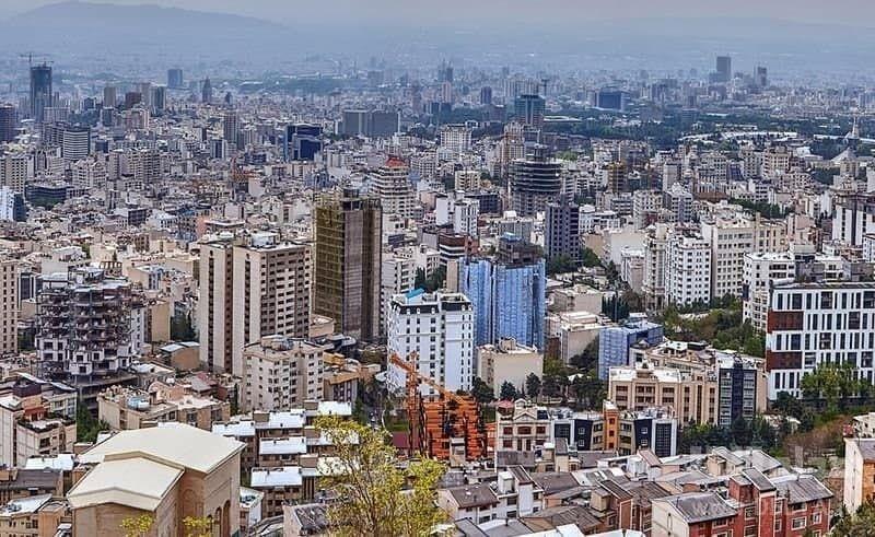 مظنه قیمتی مناطق لوکسنشین پایتخت چند؟