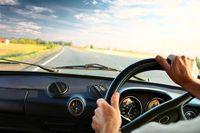 هنگام رانندگی ورزش کنید!