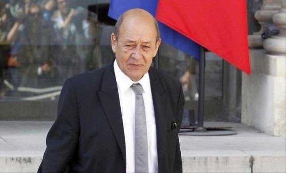 فرانسه، سوریه را تهدید به حمله مجدد کرد
