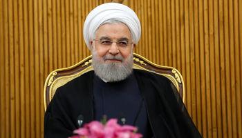 روحانی: ارزش پولی و شرایط اقتصادی مردم از یکسال قبل بهتر است +فیلم