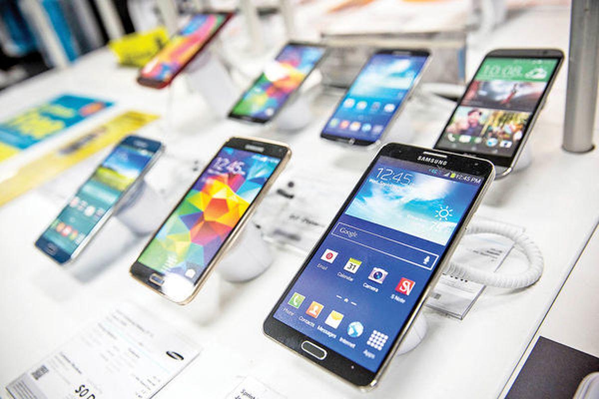 سود گوشیهای وارداتی چقدر است؟