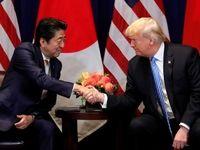 روایت رسانه ژاپنی از درخواست ترامپ از «آبه» درباره ایران