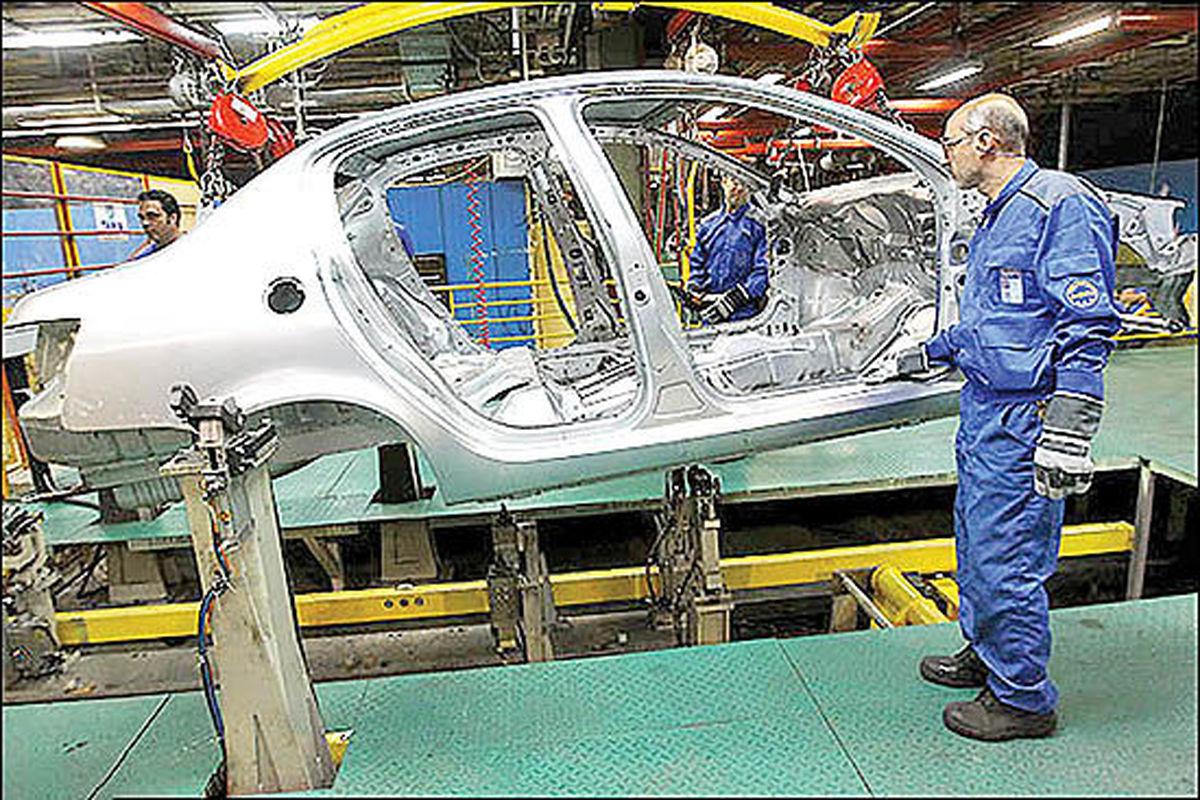 ۸.۲ درصد؛ افزایش قیمت محصولات ایران خودرو