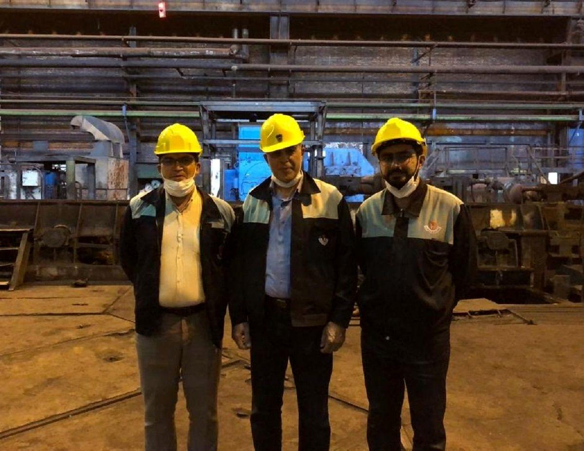 ذوب آهن اصفهان یکی از ظرفیتهای مهم جهش تولید در کشور است