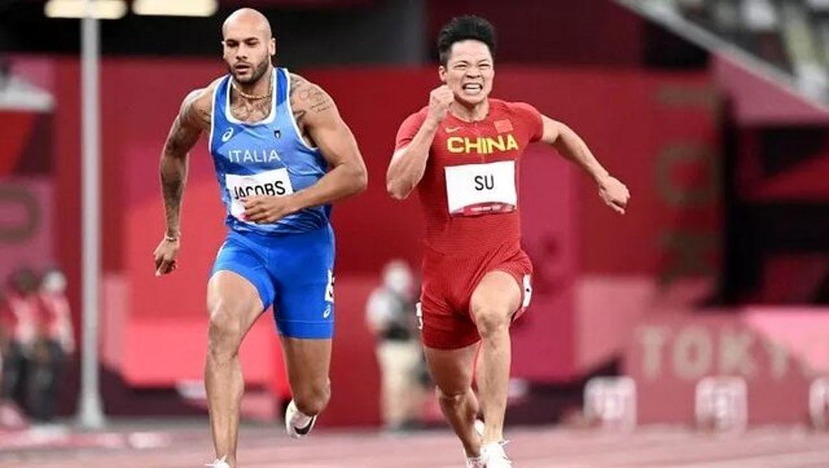 طلای دو ۱۰۰ متر المپیک به دونده ایتالیا رسید