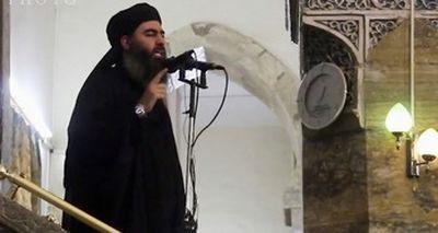 عراق: البغدادی زنده است