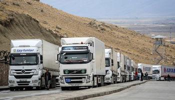 مرز تجاری شلمچه باز شد