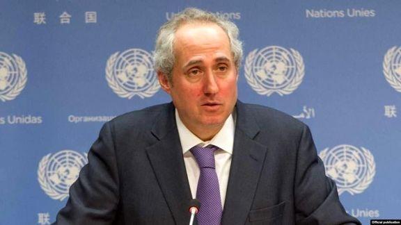 تاکید سازمان ملل بر ضرورت لغو تحریم کشورها برای مبارزه با کرونا