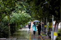 بارشها از فردا در کشور تقویت میشود