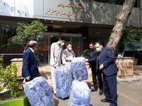 بیمه آسیا توزیع ١٠هزار دست لباس ایزوله را در سراسر کشور آغاز کرد
